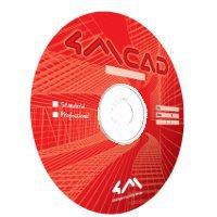 4M CAD 19 Standard USB CZ + PDF2CAD 11 CZ