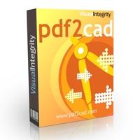 PDF2CAD 11 s aplikací 4M