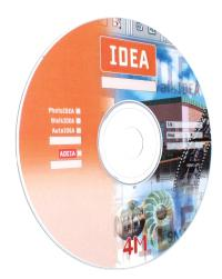 IDEA Architektura 14 LT CZ USB