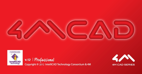 4MCAD IntelliCAD 12