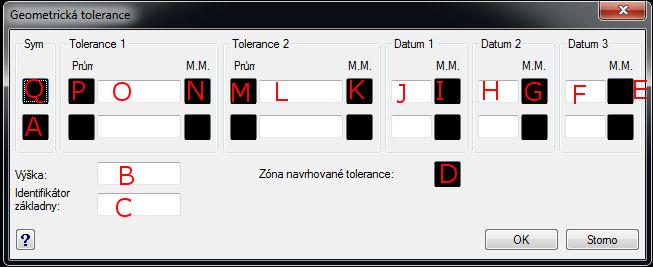 Geometrická tolerance