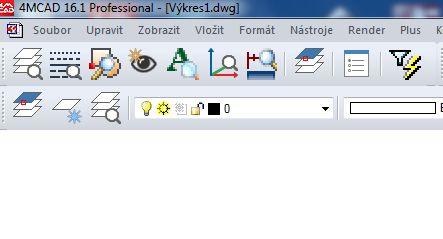 Velká tlačítka ikon